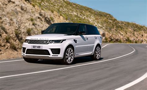2019 Land Rover Range Rover Sport by 2019 Range Rover Sport P400e Photos And Info News Car