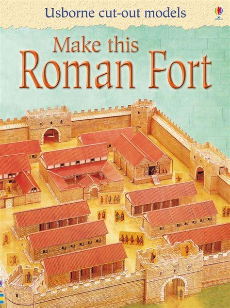 roman fort  usborne books  home