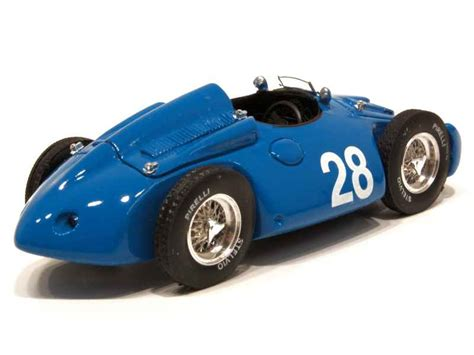 The final resurgence of the original bugatti was the type 251, completed in 1955. Bugatti - Type 251 GP Reims 1956 - Top Model - 1/43 - Autos Miniatures Tacot