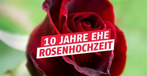hochzeitstag rosenhochzeit geschenkidee feier