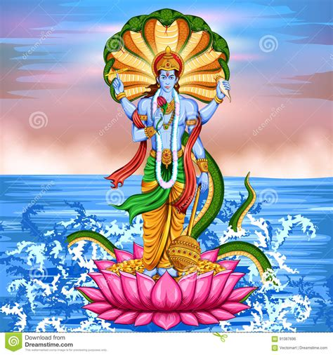 hindu illustrations vector stock 17536 to from