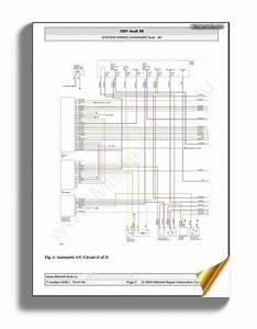 Audi 90 1991 Wiring Diagram