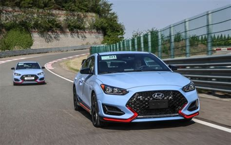 (lead) Hyundai To Launch Veloster N Performance Car Next Month