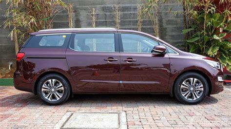 review kia grand sedona diesel 2018