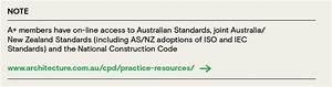 Australian Standards Contracts