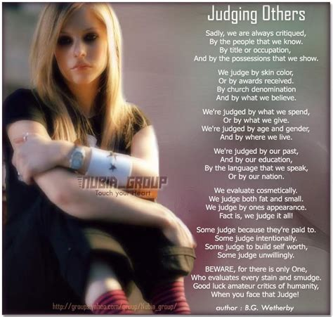 Look At Yourself Before Judging Others Quotes