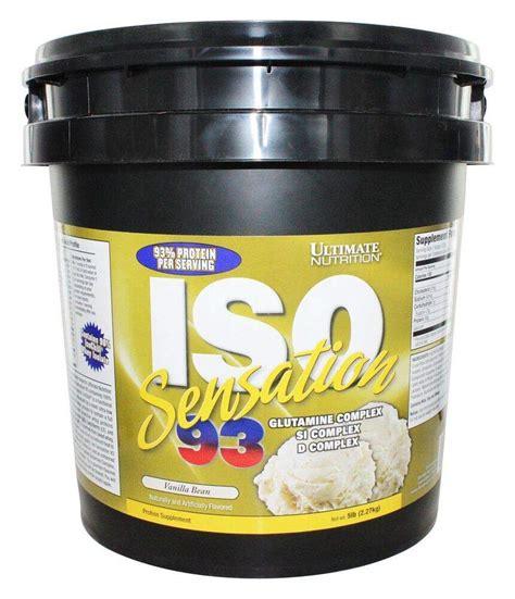 Amazon.com: Ultimate Nutrition Sensation 93 ISO 100%