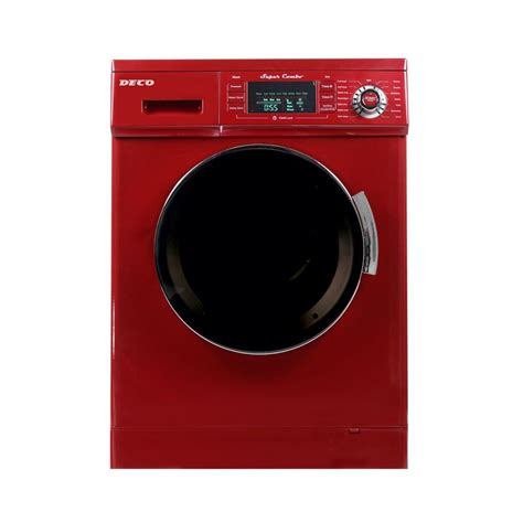 Compact Washer Dryer Combo Ft Cycle Compact Washer And