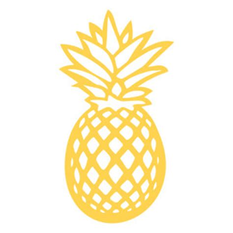pineapple top silhouette pics for gt pineapple silhouette