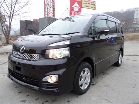 Toyota Voxy Photo by 2010 Toyota Voxy Photos 2 0 Gasoline Automatic For Sale