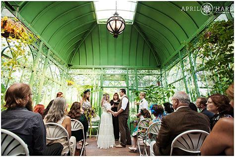 denver botanic gardens wedding bohemian peacock
