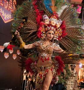 Miss Universe BEST IN NATIONAL COSTUME THROUGH THE YEARS!