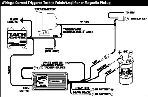 Electronic Ignition Msd