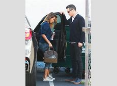 Jessica Alba and Husband Cash Warren Upgrade to a BMW X6