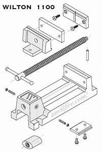 Wilton Model 1160 Drill Press Vise   Anvilfire Vise Gallery