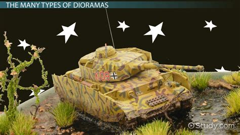 diorama definition ideas examples video
