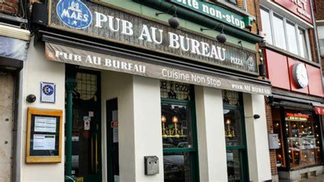 pub au bureau restaurante pub au bureau en wavre opiniones ú y precios