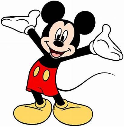 Mickey Clipart Bmp Mouse Clip Disney Transparent