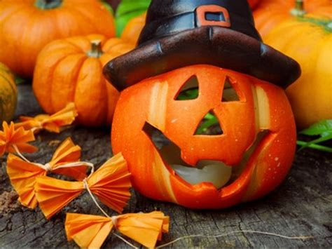 Dekorationsideen Zu Halloween