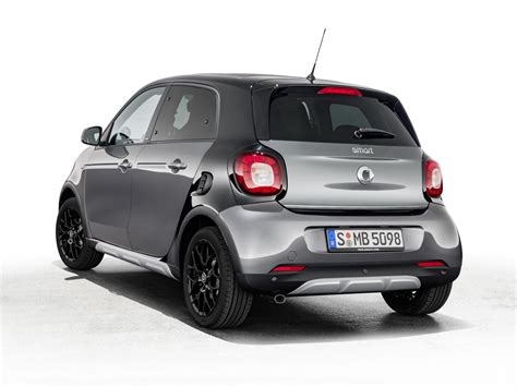 Smart ForTwo Cabrio Brabus Edition #2 And ForFour ...