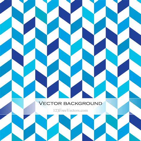 Chevron Blue Background by Blue And White Chevron Background Free Vector