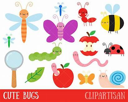 Bug Clipart Bugs Clip Insect Insects Garden