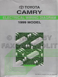 Toyota Camry Wiring Diagram Color