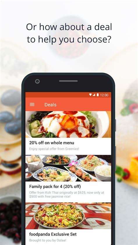 foodpanda food delivery android apps on play