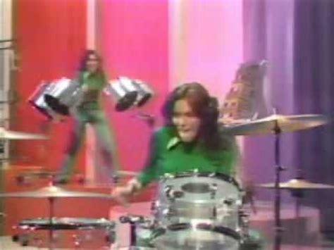 karen carpenter drum solo   television special
