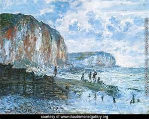 Les Petites Dalles : claude oscar monet the complete works the cliffs of ~ Melissatoandfro.com Idées de Décoration