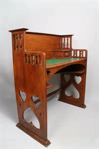 arts and crafts desk arts crafts shapland and petter writing desk antiques atlas