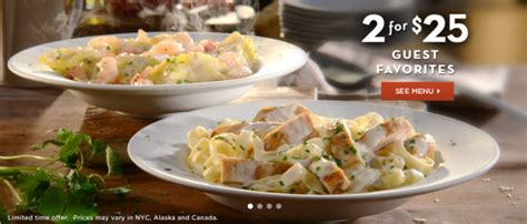olive garden 2 for 25 olive garden for best idea menu plan garden for your