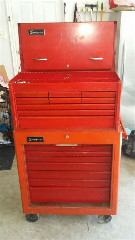 snap on tool cabinet vintage snap on tool chest ebay