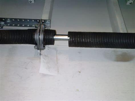 Broken Garage Door Spring Replacement In Denver, Co Don