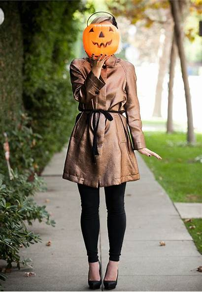 Halloween Jen Styled Chic Camille Outfit Pumpkin