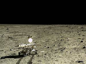 Chinese rover analyzes Moon rocks: First new 'ground truth ...