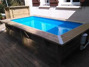 Piscine Hors Sol Metal : piscine hors sol rectangulaire 4x2 piscine metal frame ~ Dailycaller-alerts.com Idées de Décoration