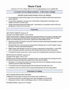 customer service representative resume sample monstercom With job resume help