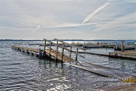 Seneca Lake Boat Launch by Geneva Boat Launch Photograph By William Norton