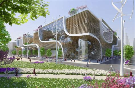 chambre de commerce hong kong vincent callebaut proposes wooden orchids green shopping