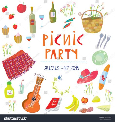 Picnic Party Banner Funny Design Vector Stock Vector. Ornament Decals. Hot Cocoa Bar Signs. Front Lit Lettering. Balloon Lettering. 50 Shades Grey Signs Of Stroke. Red Sox Signs. Bloody Stickers. Sane Murals