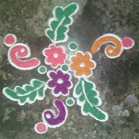 rangoli designs easy  simple rangoli rangoli designs diwali rangoli designs rangoli