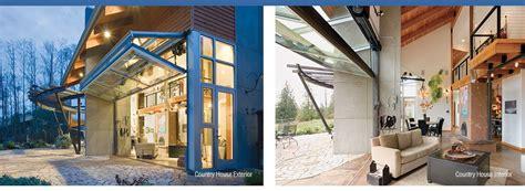 residential patio door  schweiss hydraulic doors