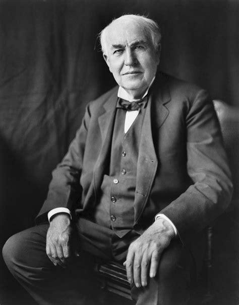 Biografias E Curiosidades Biografia De Thomas Alva Edison