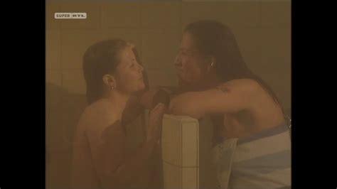 Nackte Annette Frier In Hinter Gittern Der Frauenknast