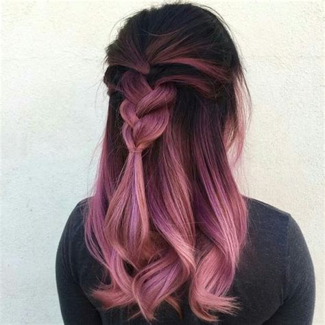 Coloured Hairstyles by Hair Pink And Hairstyle Image Hair Obsession Cabello