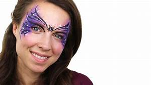 Halloween Basic Witch Face Paint Tutorial | Snazaroo - YouTube
