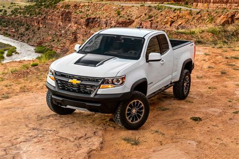 2018 Chevrolet Colorado Extended Cab Pricing  For Sale