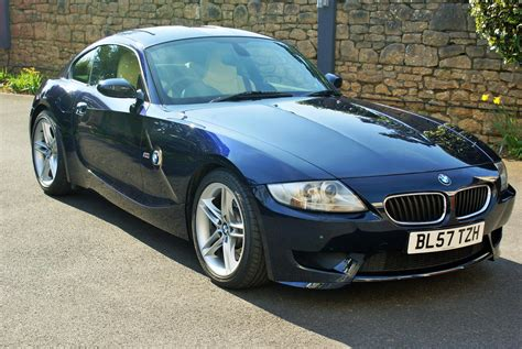 Bmw Z4 Used Carsused 2007 Bmw Z4m Coupe Z4 M Coupe For