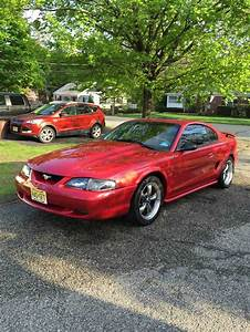 4th Gen 1996 Ford Mustang Gt 4 6l 5spd Manual For Sale